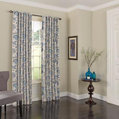 Eclipse® Nina Rod-Pocket Curtain Panel