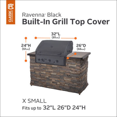 Classic Accessories® Ravenna X-Small Built-In Grill Cover