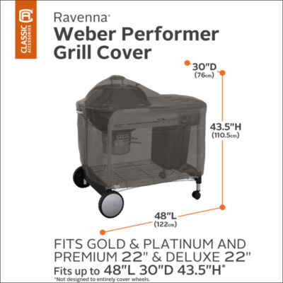 Classic Accessories® Ravenna Weber Performer Cover
