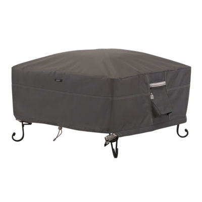 Classic Accessories® Ravenna Large Square Fire Pit Cover