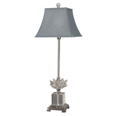 Dale Tiffany™ Lucinda Crystal Buffet Lamp