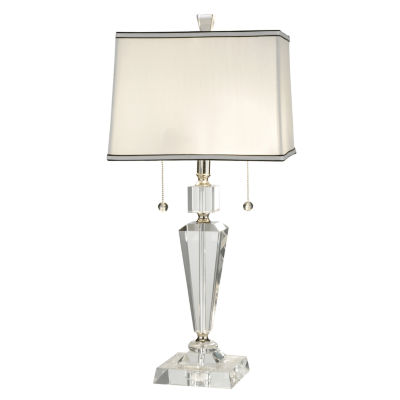 Dale Tiffany™ Danbrook Crystal Table Lamp