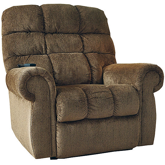 Furniture At Jcpenney: Signature Design By Ashley Ernestine Power Lift Recliner