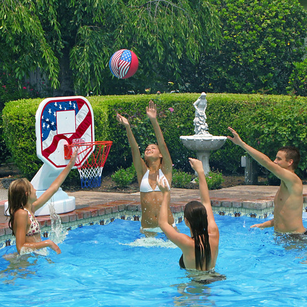 Poolmaster USA Competition Basketball Game