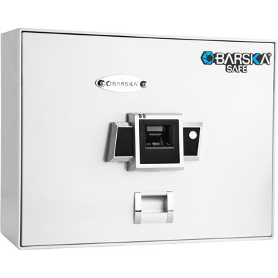 Barska Top Opening Biometric Safe BX-200
