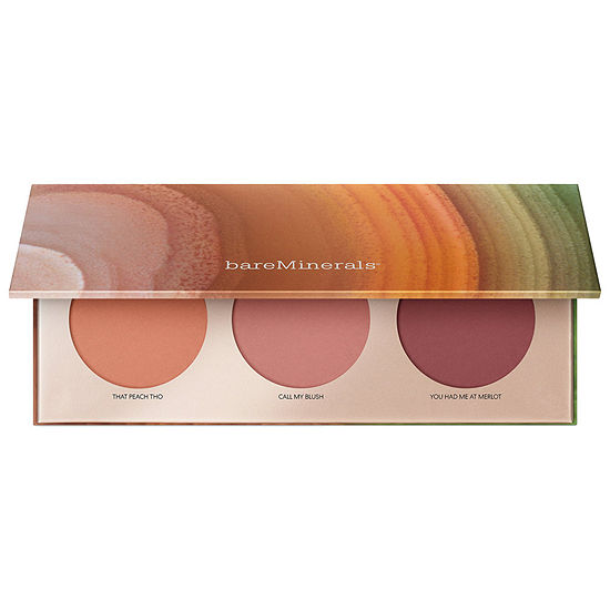 bareMinerals Desert Bloom GEN NUDE® Mini Blush Palette