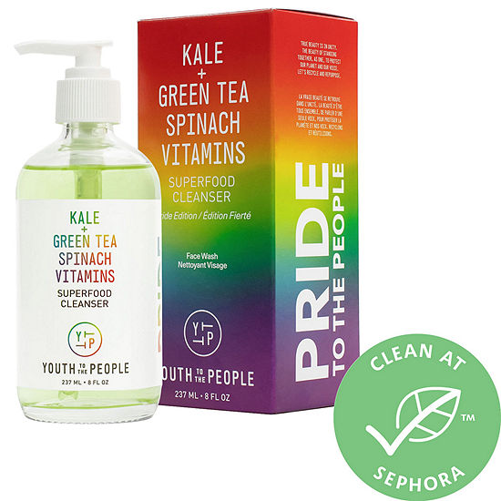 Youth To The People Limited Edition Pride Superfood Antioxidant Cleanser