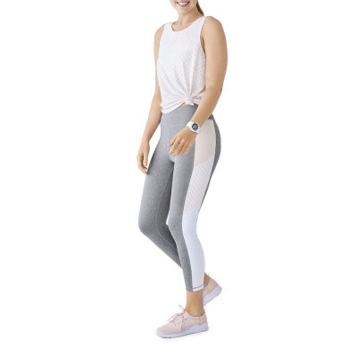 Xersion Side Pocket Check Legging
