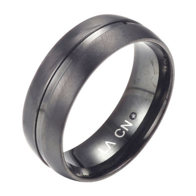 Footnotes J.P. Army Mens Stainless Steel Fashion Ring