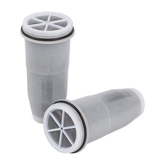 ZeroWater 5-Stage Ion Exchange Replacement Filter 2-Pack for 26-oz Tumbler