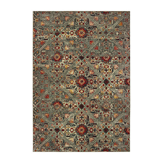 Covington Home Malina Tribal Rectangular Indoor Rugs