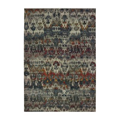 Covington Home Malina Abstract Rectangular Indoor Rugs