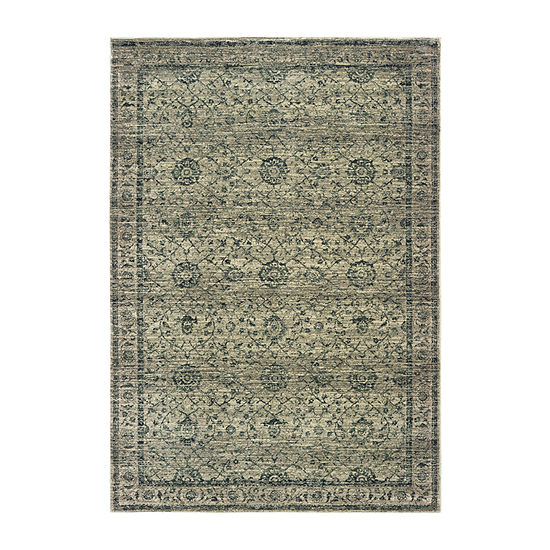 Covington Home Malina Oriental Rectangular Indoor Rugs