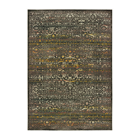 Covington Home Malina Flustered Rectangular Indoor Rugs