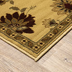 Covington Home Amory Botanical Rectangular Indoor Rugs