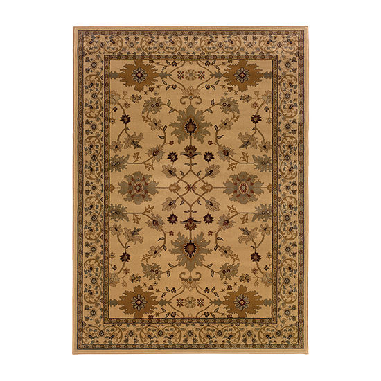 Covington Home Amory Border Rectangular Indoor Rugs