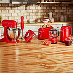 KitchenAid® 100 Year Limited Edition Queen of Hearts 5 Quart Tilt-Head Stand Mixer - KSM180QHSD