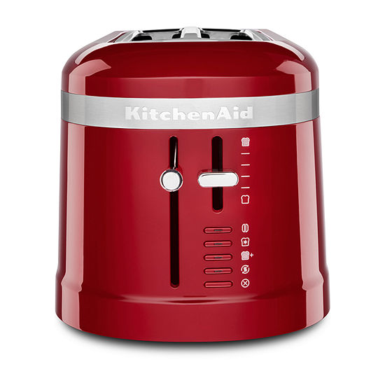 KitchenAid® 4 Slice Long Slot Toaster with High-Lift Lever - KMT5115