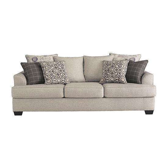 Signature Design By Ashley Velletri Pad Arm Futon