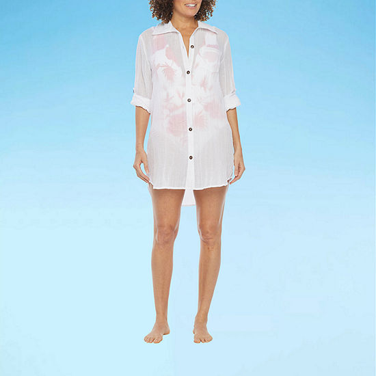 Mynah Dress Swimsuit Cover-Up