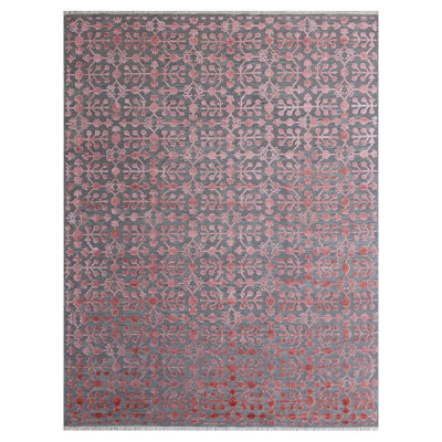 Amer Rugs Joy AA Hand-Woven Wool and Viscose Rug