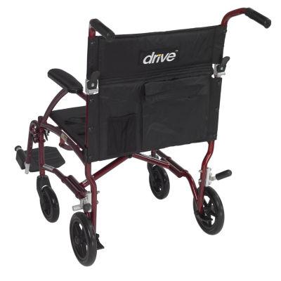 Drive Medical Fly Lite Ultra Lightweight TransportWheelchair