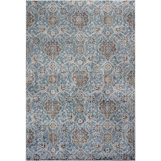 Kas Kashan Rectangular Indoor Rugs