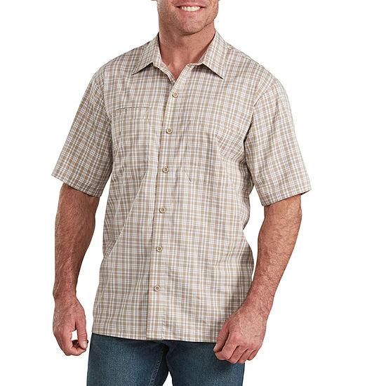 Dickies® Performance Woven Plaid Shirt - Big