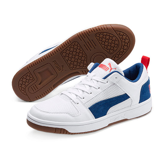 new style 884a4 ffbe9 Puma Rebound Mens Basketball Shoes
