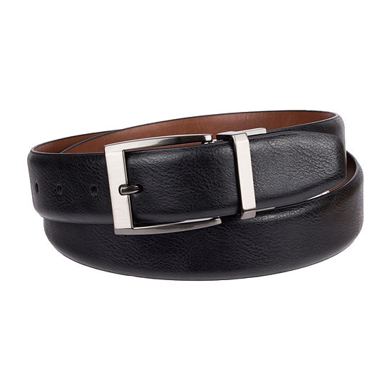 Collection By Michael Strahan Reversible Mens Belt