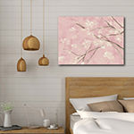 Courtside Market Soft Branches Canvas Art