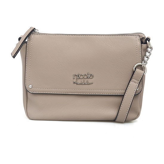 Nicole By Nicole Miller Janice Crossbody Bag