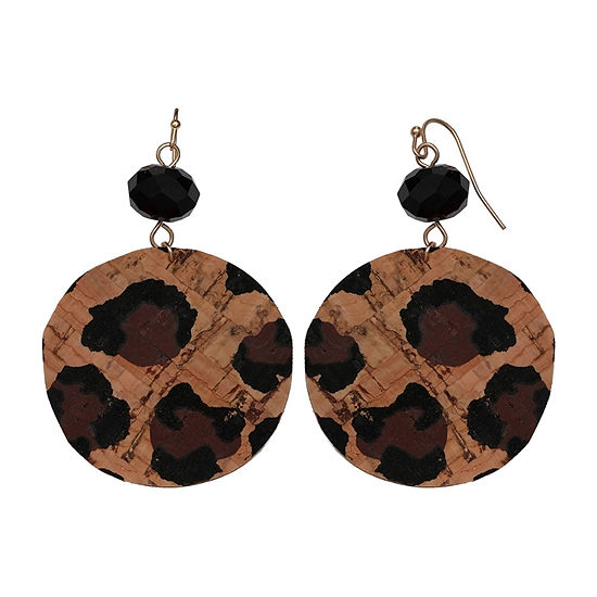 Mixit Animal Drop Earrings