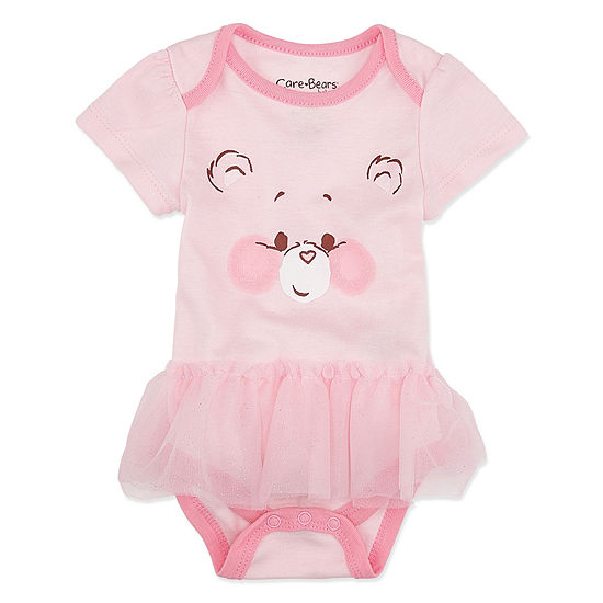 American Greetings Care Bears Care Bears Bodysuit Girls Baby