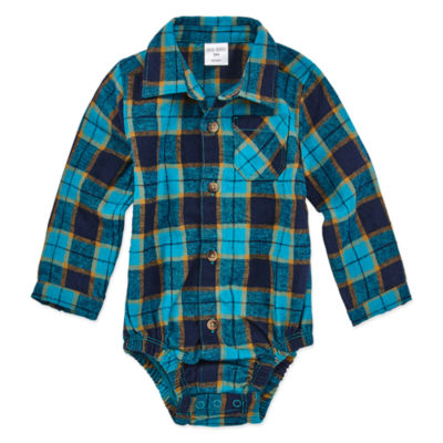 Okie Dokie Boys Bodysuit-Baby