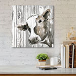 Courtside Market Molly Canvas Art