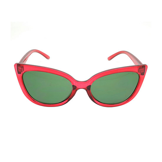 Fantas Eyes Womens Queen Pin Full Frame Aviator UV Protection Sunglasses