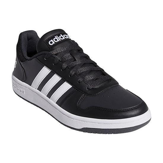 adidas Hoops 2.0 Mens Basketball Shoes