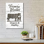 Courtside Market Farmer'S Market Canvas Art