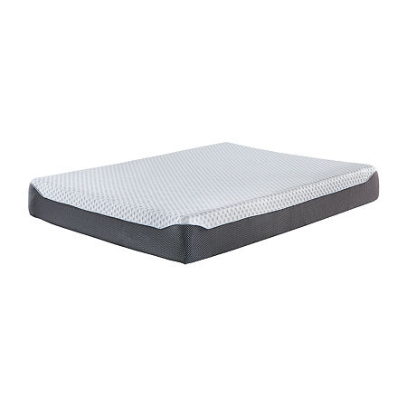 Signature Design by Ashley Chime Elite 10 Inch Mattress, One Size , Multiple Colors