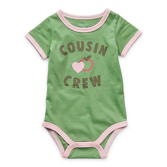 .99 Shirts and Bottoms ( Infants – Toddler) Girls and Boys + Free shipping over  at JCPenny!