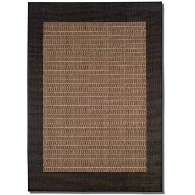 Couristan® Checkered Field Indoor/Outdoor Runner Rug