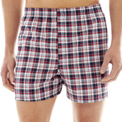 Hanes® 4-pk. Tagless Comfort Flex® Waistband Boxers + BONUS pair