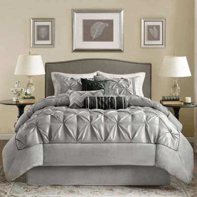 Madison Park Cynthia 7 Pc Comforter Set