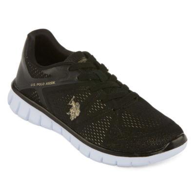 Us Polo Assn. Geena-E Womens Sneakers