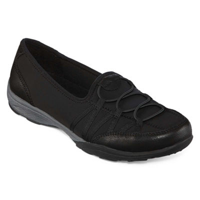 Yuu Hinsley Womens Casual Slip-on Shoes