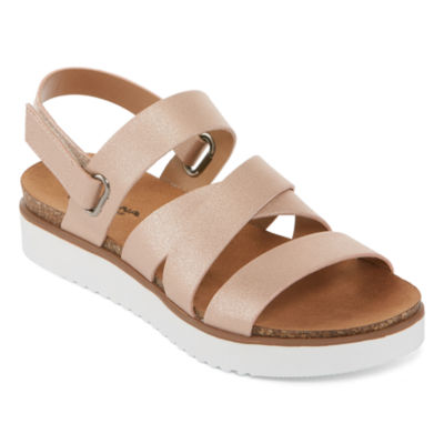Arizona Unity Womens Flat Sandals