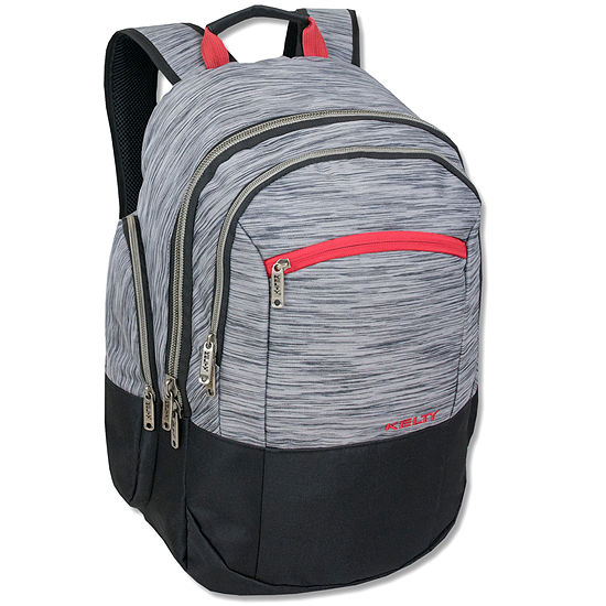 453b515773 Kelty Deluxe Heather Mesh Padded Back Backpack - JCPenney
