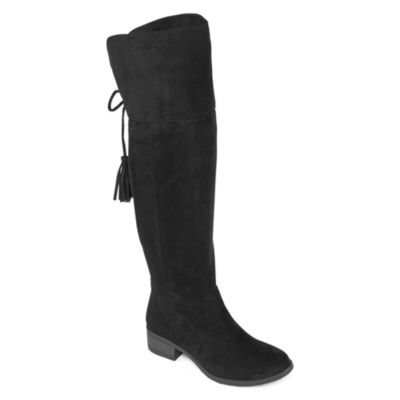 GC Shoes Thea Womens Over the Knee Boots - Wide Calf
