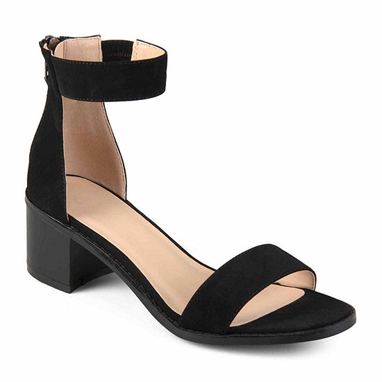 Journee Collection Womens Percy Heeled Sandals